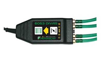 Motorscan DIVAS 6053