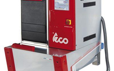 Teco LR-400/LR-500 – Radwaschmaschinen