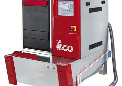 Teco LR-400/LR-500 Radwaschmaschine